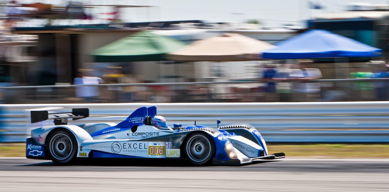 Core Autosports Oreca FLM09