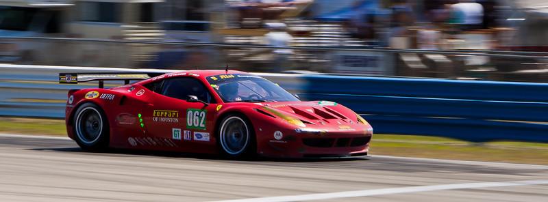 Risi Competizione Ferrari F458 Italia