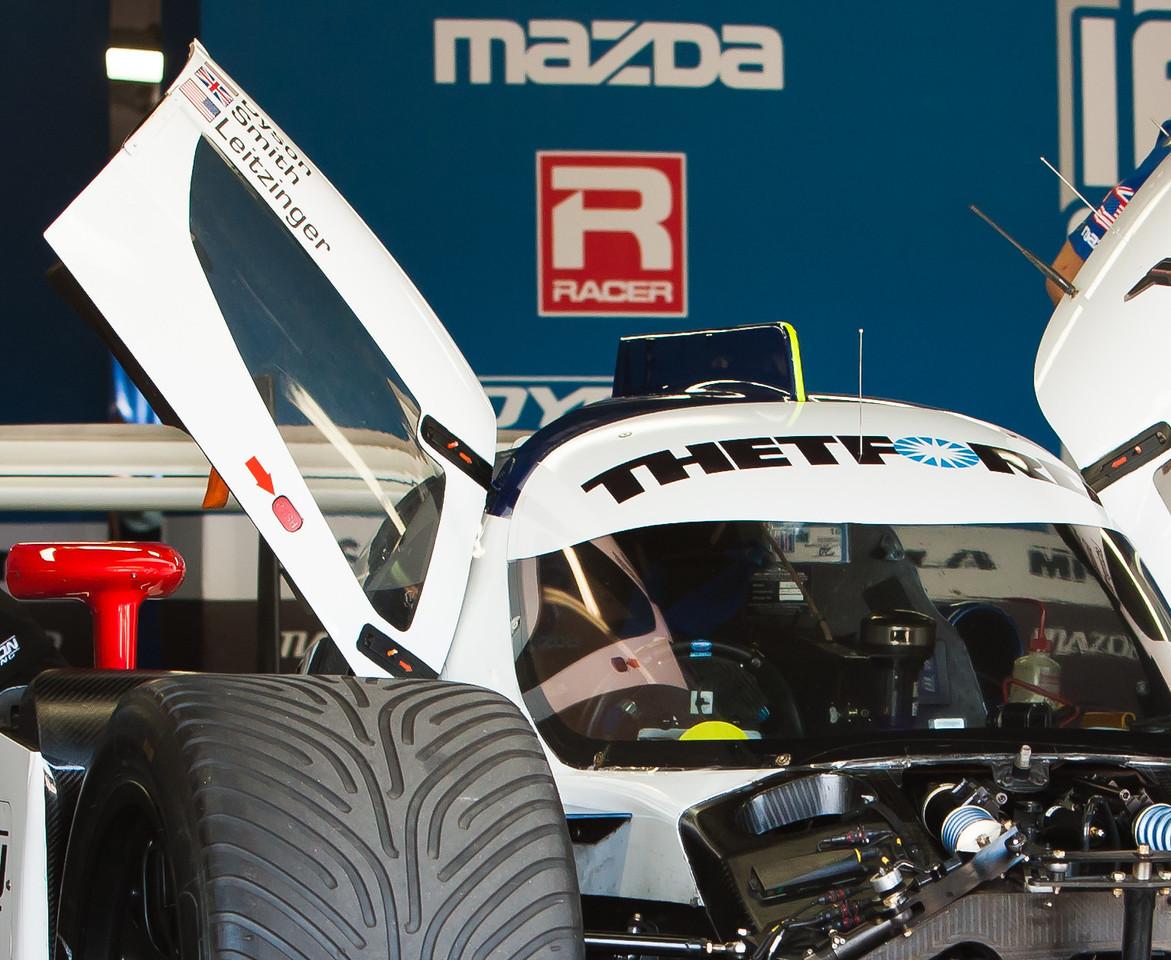Dyson Racing Lola B12/60 Mazda P1 entry