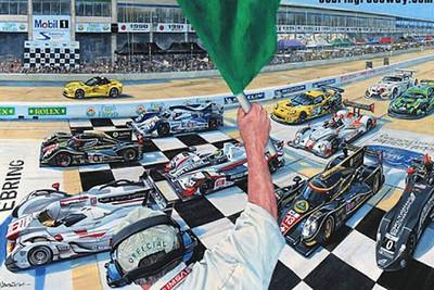 Sebring 12 Hours 2013
