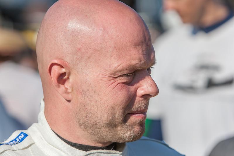 Jan Magnussen of GTLM winning Corvette Racing #3 car