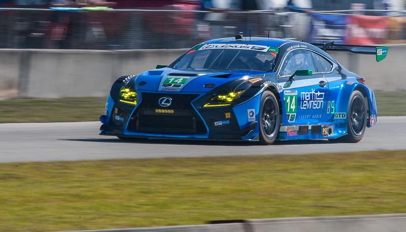Lexus F Performance Team