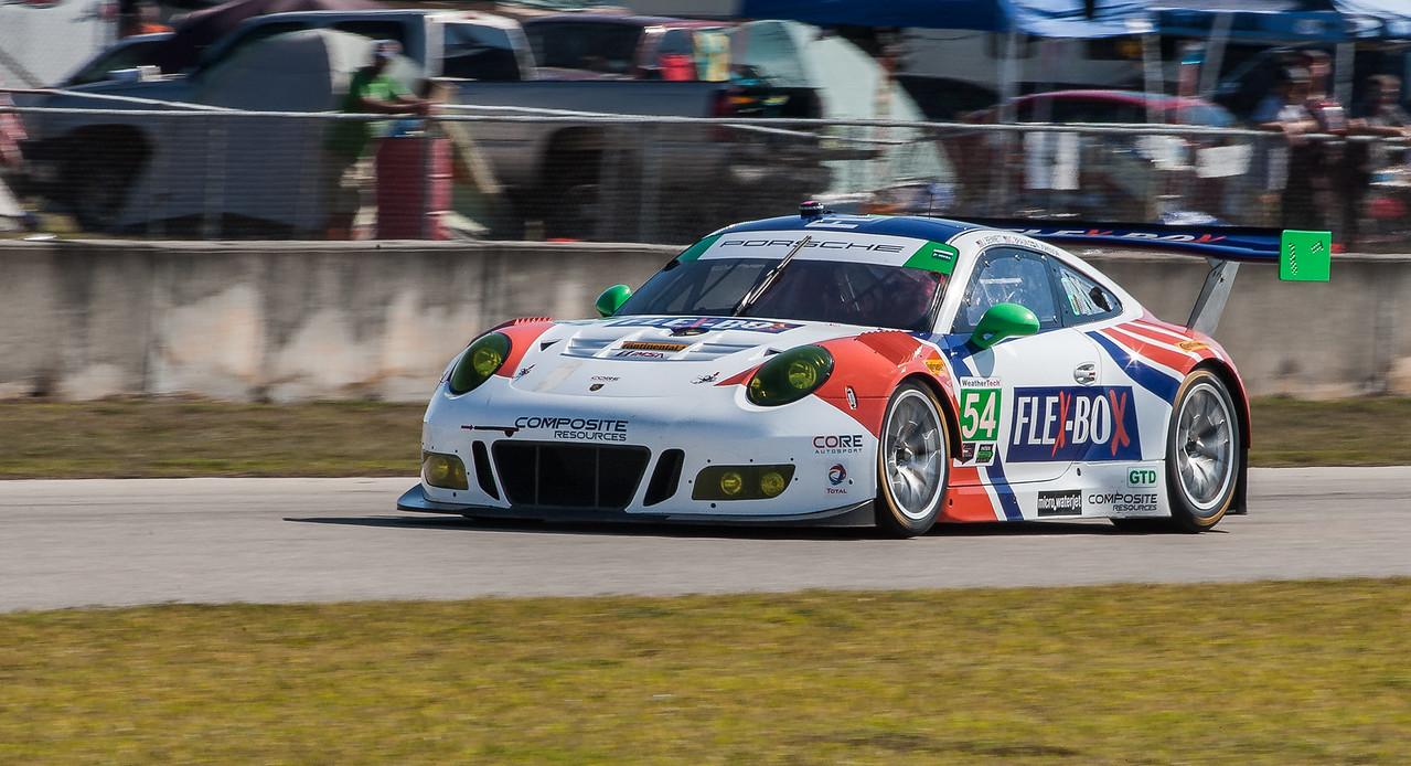Core Autosports Porsche 911 GT3R GTD