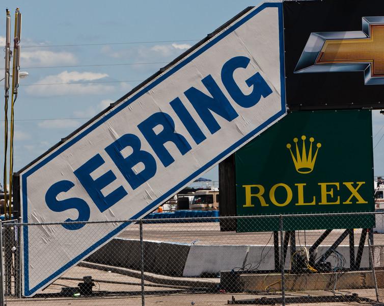 Sebring Sign