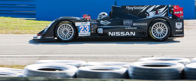 Signatech Nissan Oreca 03 WEC LMP2