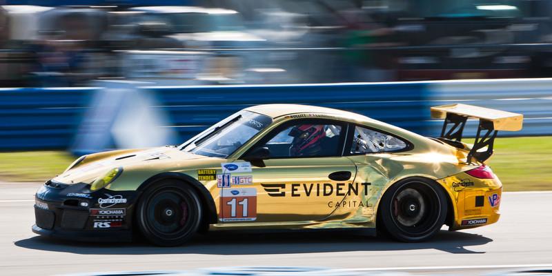 JDX Racing ALMS GTC Porsche 997 GT3 Cup