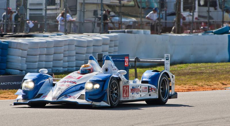 Strakka Racing WEC LMP1 HPD ARX-03a