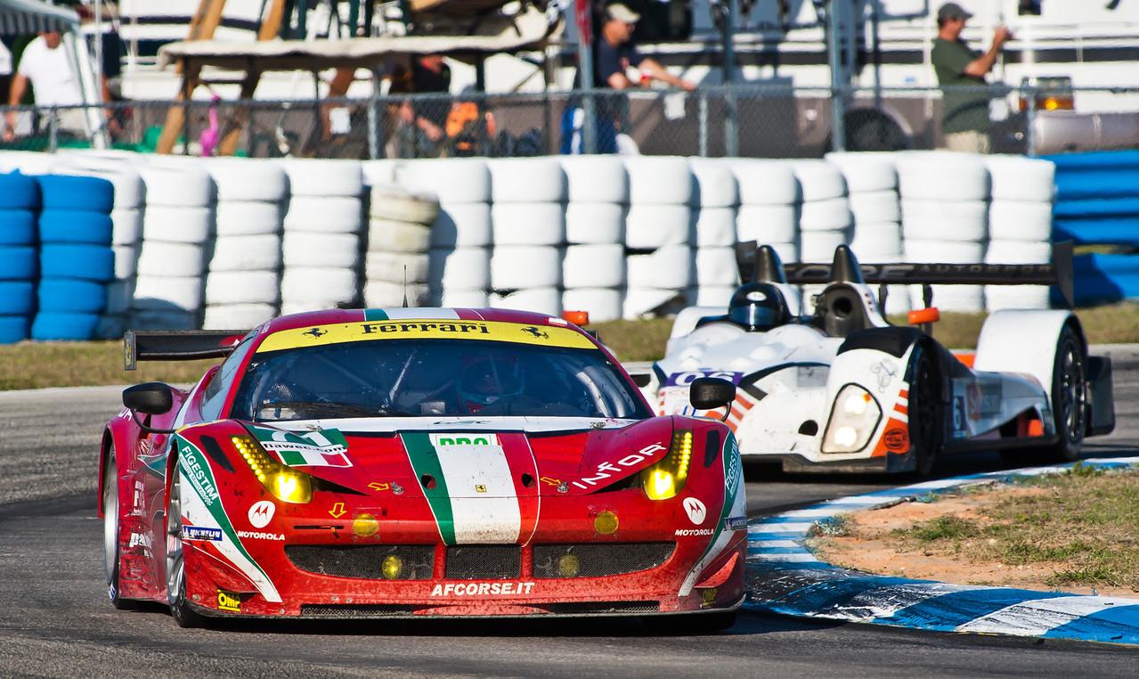 AF Corse WEC Ferrari 458 Italia -- Bertolini/Beretta