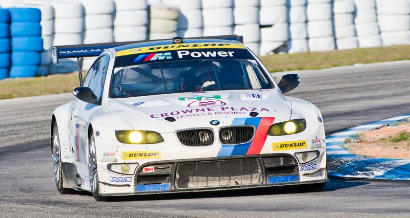 BMW Motorsports AKMS BMW M3 -- GT Class Winner --Hand/Mueller/Summerton