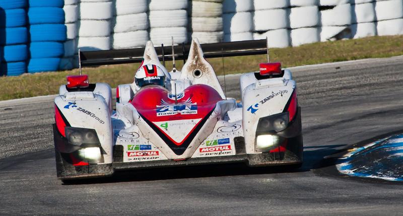 Greaves Motorsports Zytek Z11SN Nissan