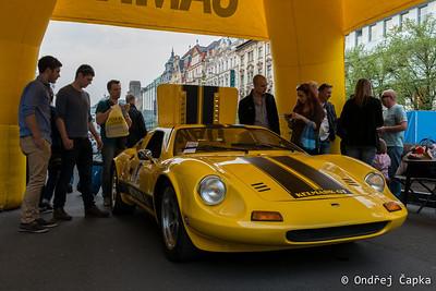 Rallye Praha Revival 2014
