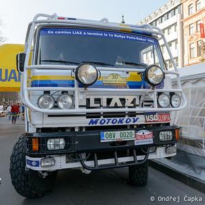 Rallye Praha Revival 2015