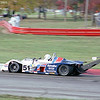 """A converted Ralt RT1 run as a CSR.<br /> <br /> """"Greg was an engineer at Lockheed,He showed me the data comparing a larger wing close to the rear wheels compared to the smaller wing cantilevered way back,the downforce was the same or a little more with the small wing but had a lot less drag. Greg got laid off from work and quit racing which is a shame because he was a good driver with a great mind.He took a small budget and beat the Tracers."""" Ken Kaplowitz"""