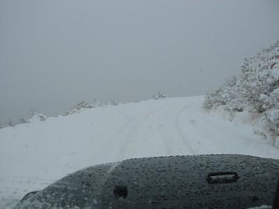 Rampart Range Road Oct 21 07