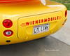 The cocktail wienermobile license plate
