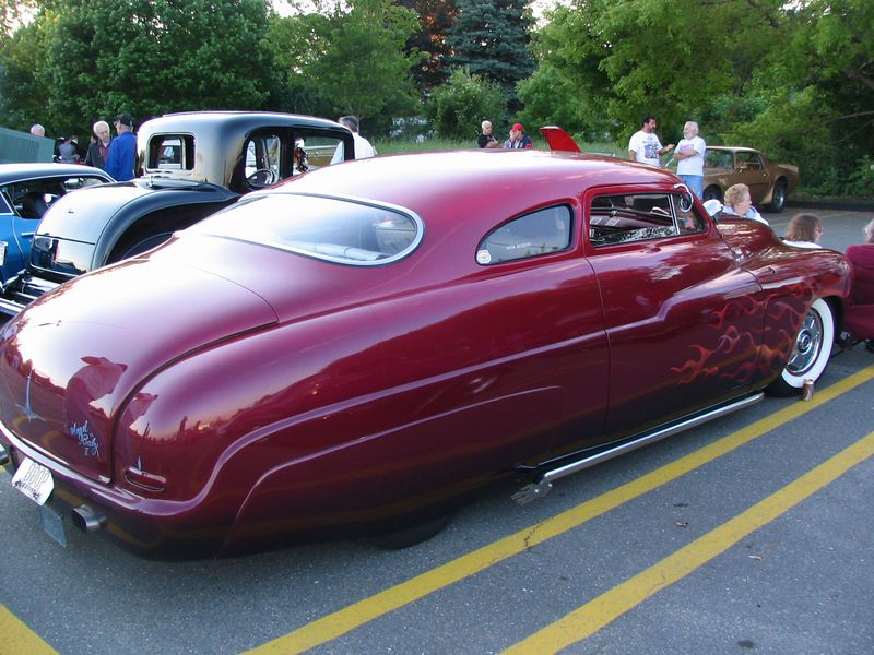 Mercury custom