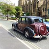 1949 Rover 75 Six Light Saloon