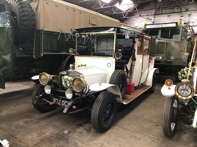 1981 Vintage-Style Wedding Car