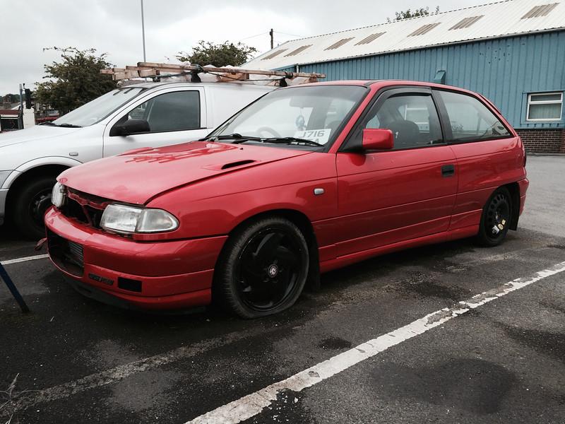 1992 Vauxhall Astra GSi