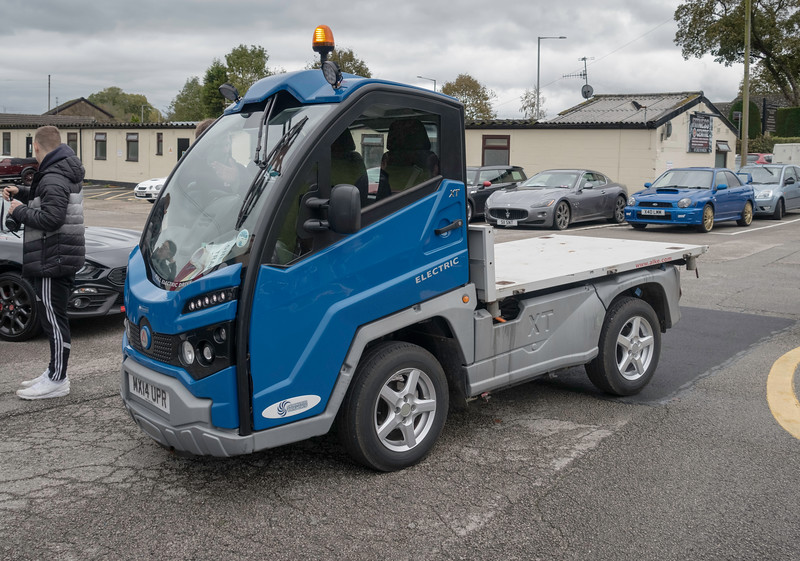 2014 Alke XT420E Electric Truck