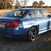 BMW M5 (F10) pre-series