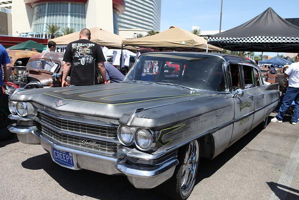 Rat City Rukkus Car Show April 2014