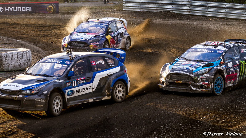 Red Bull GRC Global Rally Cross at Dirtfish Rally School Snoqualmie WA Sep 27 2014