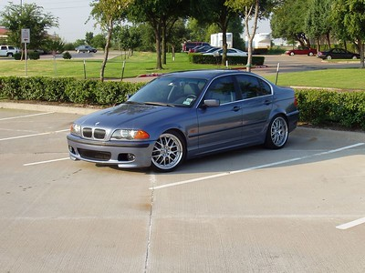 Redwood's 1999 BMW 328i (2003-2009)