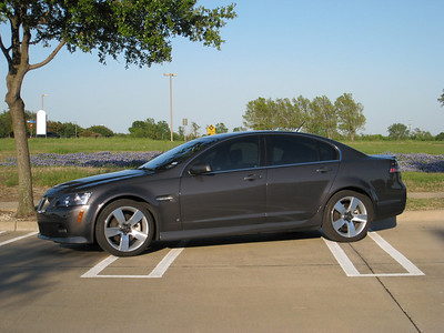 Redwood's 2009 Pontiac G8 GT