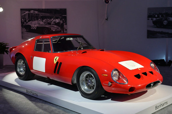 Reflections on Monterey Car Week