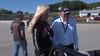 Bob & Pat Bondurand, Doug Hooper & son Mark in background