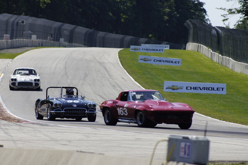Jerry Groose leads Tony Parella and Lance Miller  vintage group