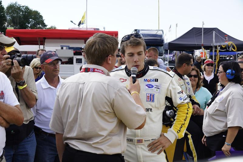 Tommy Milner explains Corvette Racing #3