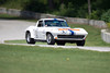 John Justo HPDX group, original 1963 Grady Davis Gulf Oil ZO6 reliving the dream at Corvette World Tribute