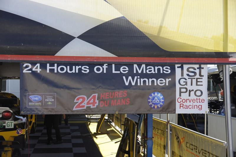 Corvette Racing wins at Le Mans 2011