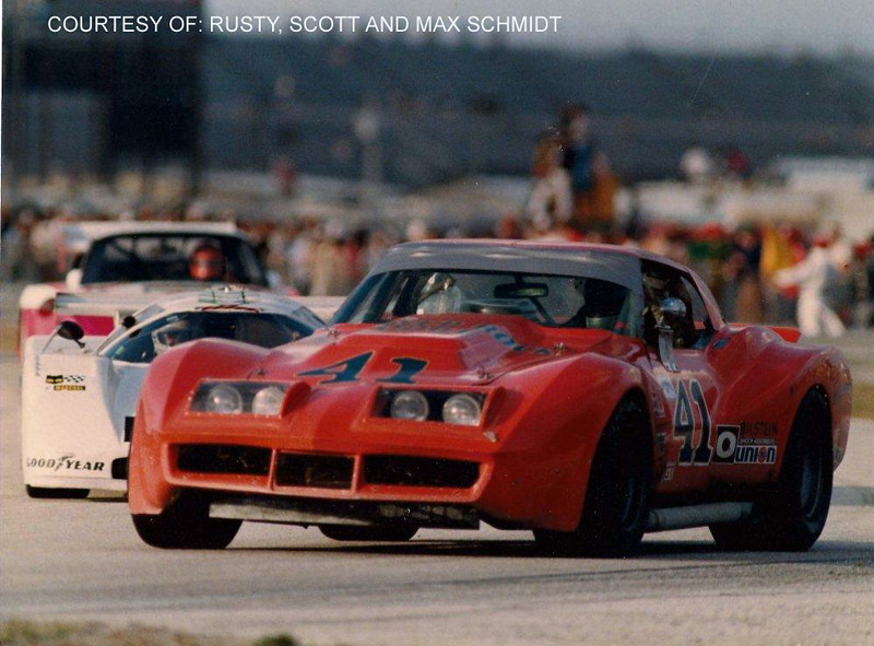 # 4, 14, 41 - 1972-85 IMSA - R S AND M Schmidt - 10