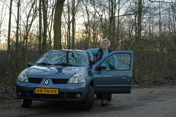 """2006-12-17 Renault Clio: eerste """"officiële"""" foto's"""