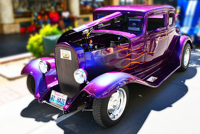 Rock & Roll Revival & Car Show-Reno, Nevada