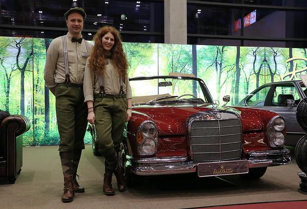 Retro Classics Bavaria 2017