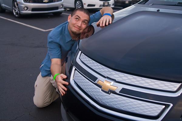 """2011 Chevrolet Volt<br /> Adam Barrera of  <a href=""""http://www.highmileage.org"""">http://www.highmileage.org</a><br /> PICT3757_volt"""