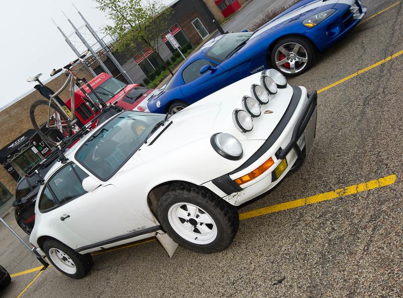 Rise & Drive @ Collectors' Car Garage Chicago