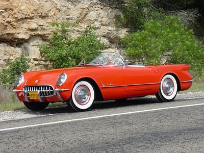 Robert's 1955 Corvette