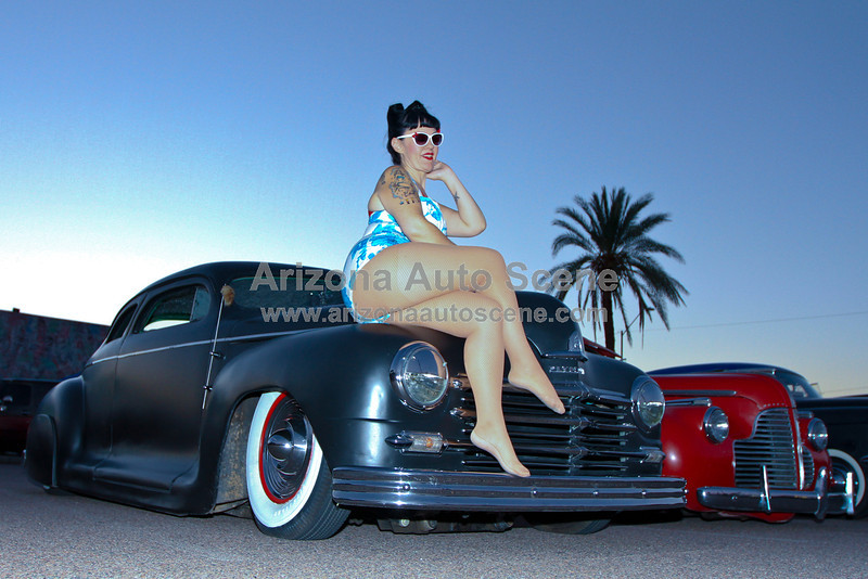Rockabilly Rules Car Show and Music Festival from the Rhythm Room