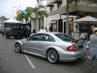Rodeo Drive Concours D'Elegance - 2007