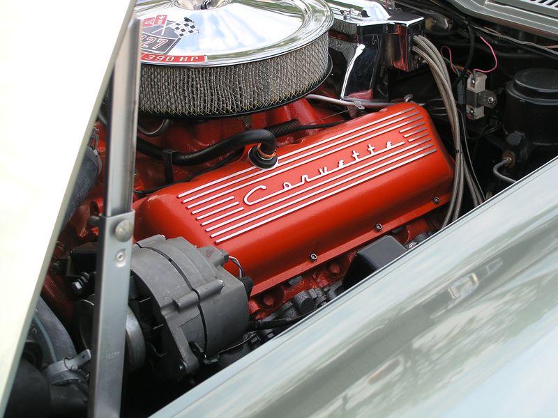 Corvette Engine (p5150057.jpg)