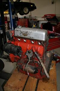 1955 MGTF Motor 9 13 09 004