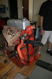 1955 MGTF Motor 9 13 09 006
