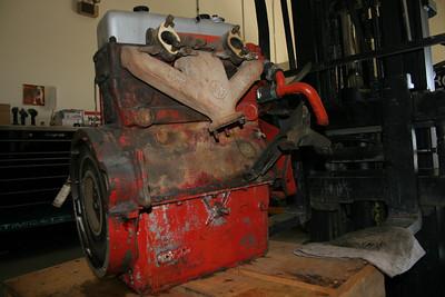 1955 MGTF Motor 9 13 09 009