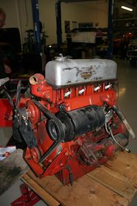 1955 MGTF Motor 9 13 09 005