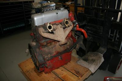 1955 MGTF Motor 9 13 09 002